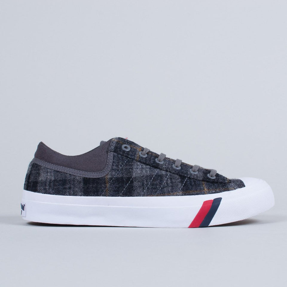 Pro-Keds x Woolrich Royal Master DK Charcoal