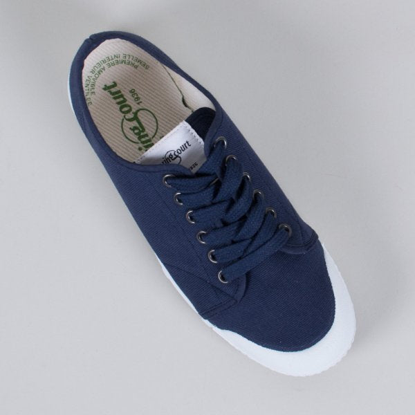 Spring Court Canvas G2 Midnight (Low)