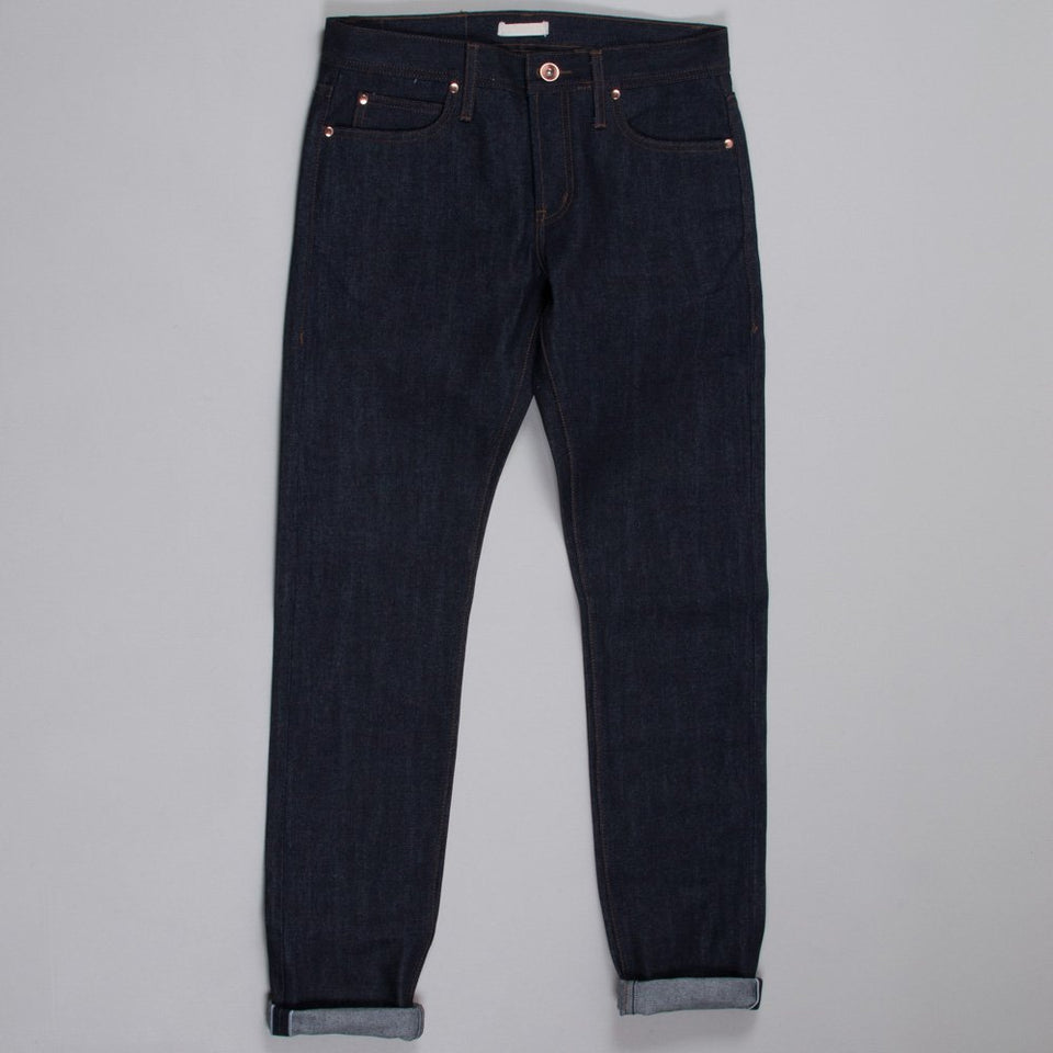 Unbranded UB401 Tight Indigo Selvage 14.5oz
