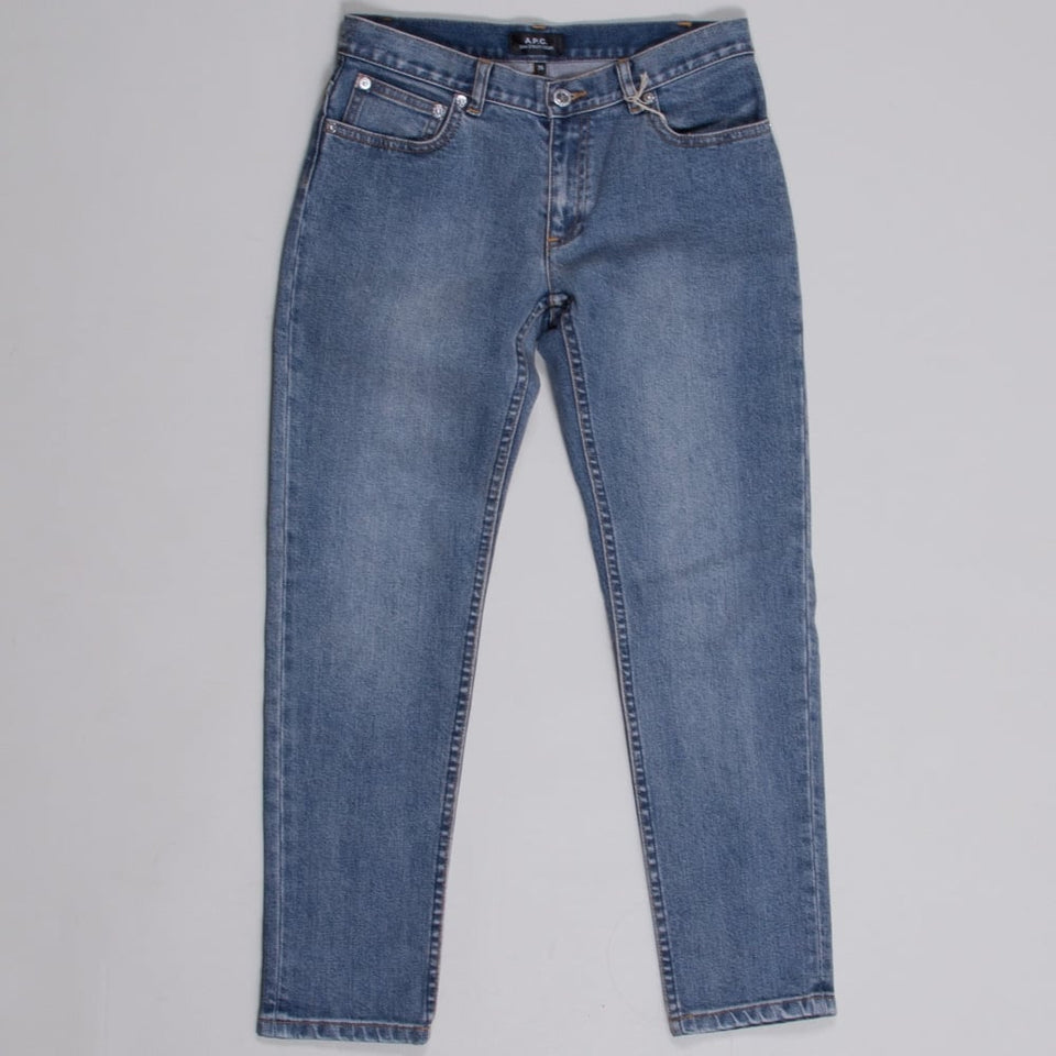 A.P.C Jean Etroit Court Washed (Straight Fit)