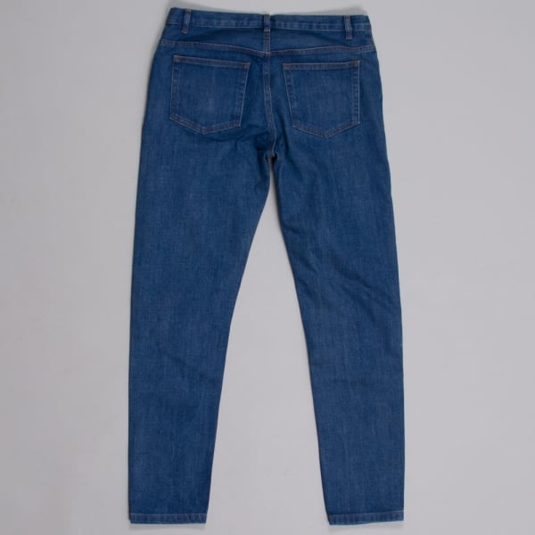 A.P.C. High Standard Indigo Washed (Tapered Fit)