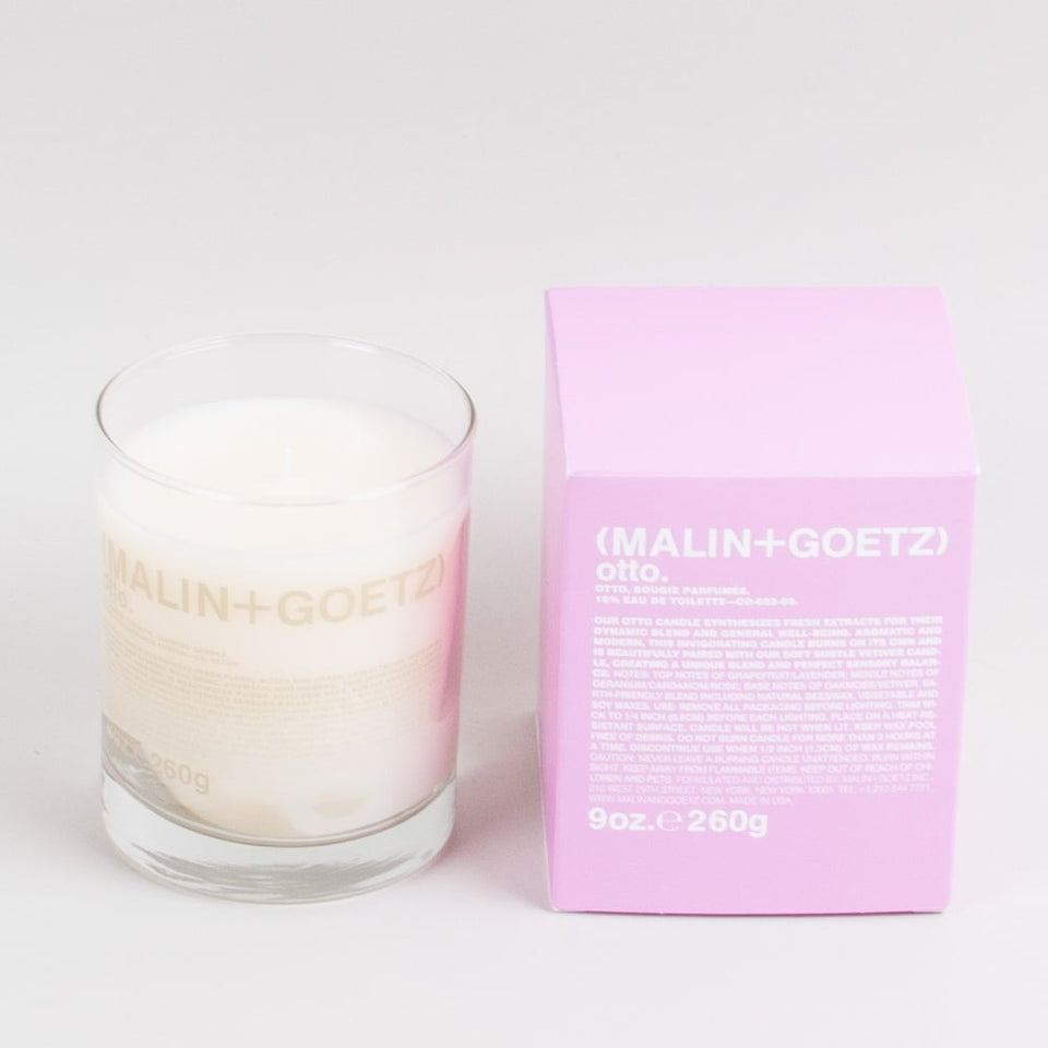 (MALIN + GOETZ) Natural Wax Candle, Otto