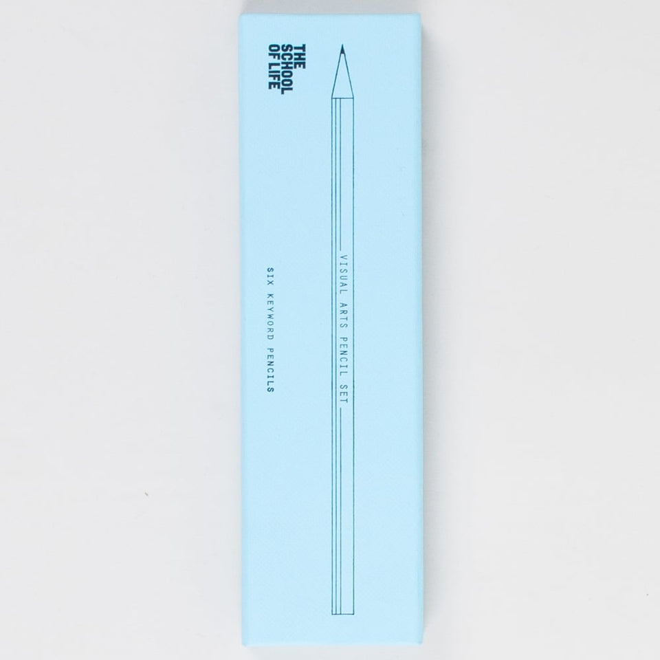 The School Of Life: Visual Arts Pencil Set