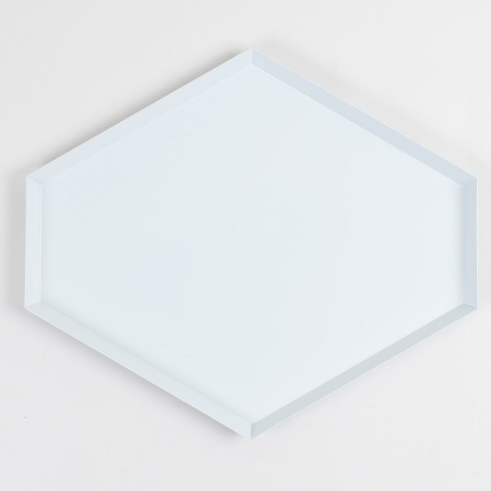 Hay Kaleido Tray Large Grey