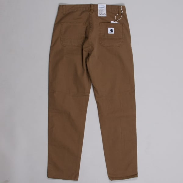 Carhartt Casey Ankle Pant Hamilton Brown