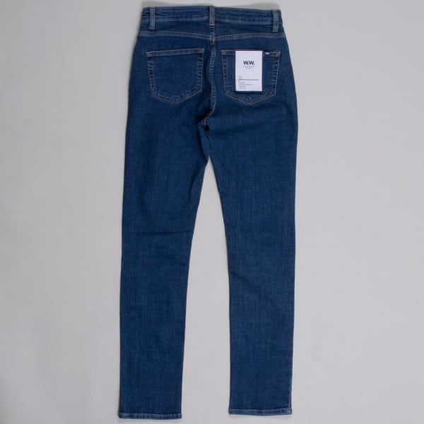 Wood Wood Lou Blue Vintage (Slim Fit)