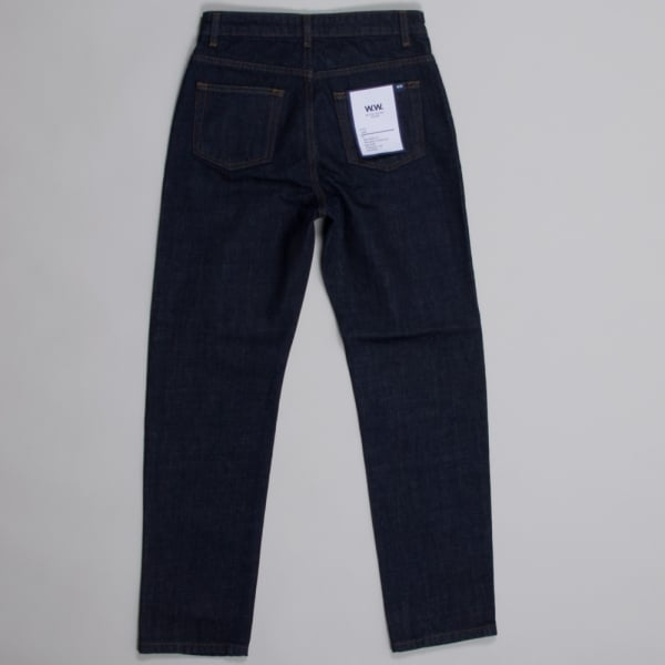 Wood Wood Ladies Eve Classic Indigo Rinse (Relaxed Fit)