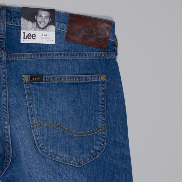 Lee Daren Authentic Blue
