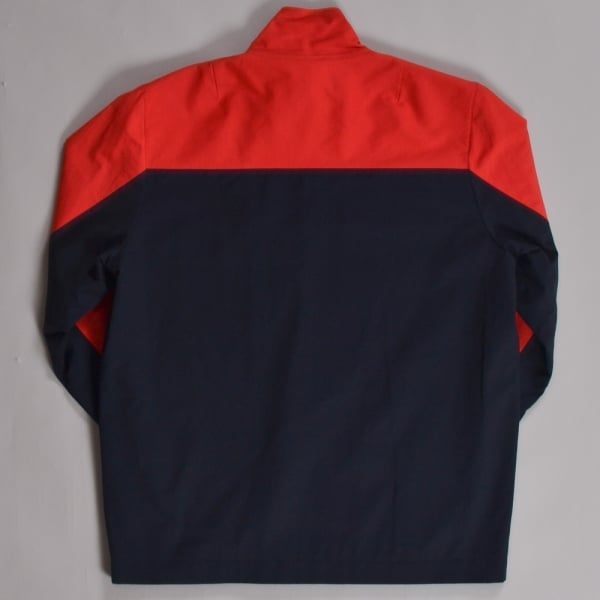 Wood Wood Cliff Jacket Navy/Red