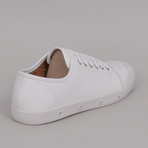 Spring Court G2 Nappa Leather Low White