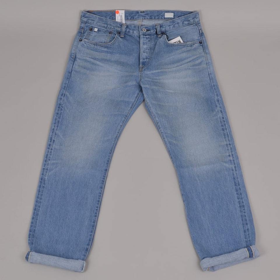 Edwin Made in Japan Regular Straight Rainbow Selvage Washed