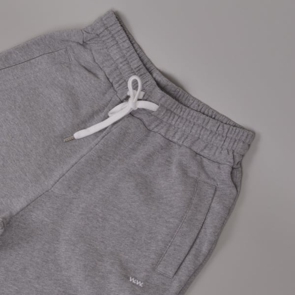 Wood Wood Ezra Trouser Grey Melange