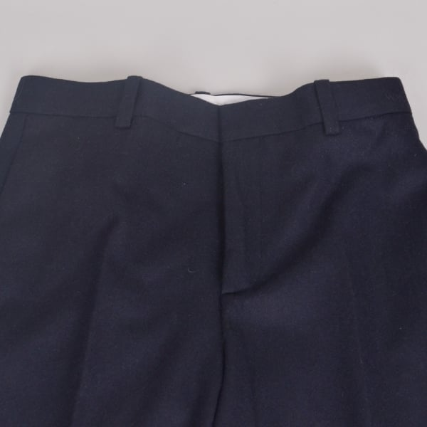 Wood Wood Temple Trousers Navy