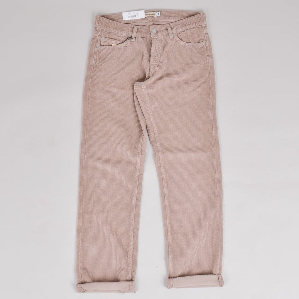 The Cords and Co Bud Trouser Khaki