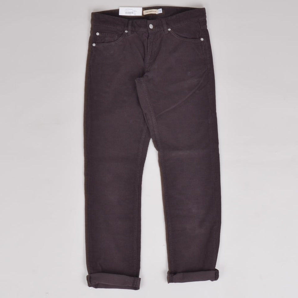 The Cords and Co Wes Trouser Brown