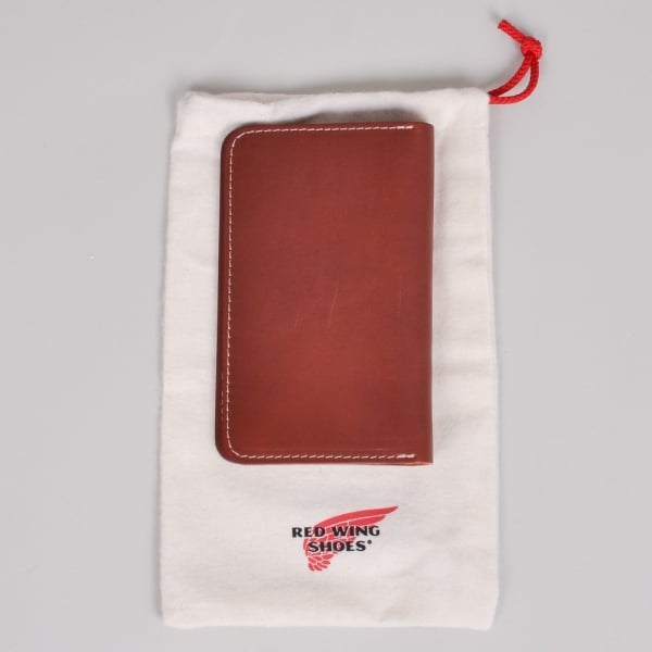 Redwing Passport Wallet Oro Russet