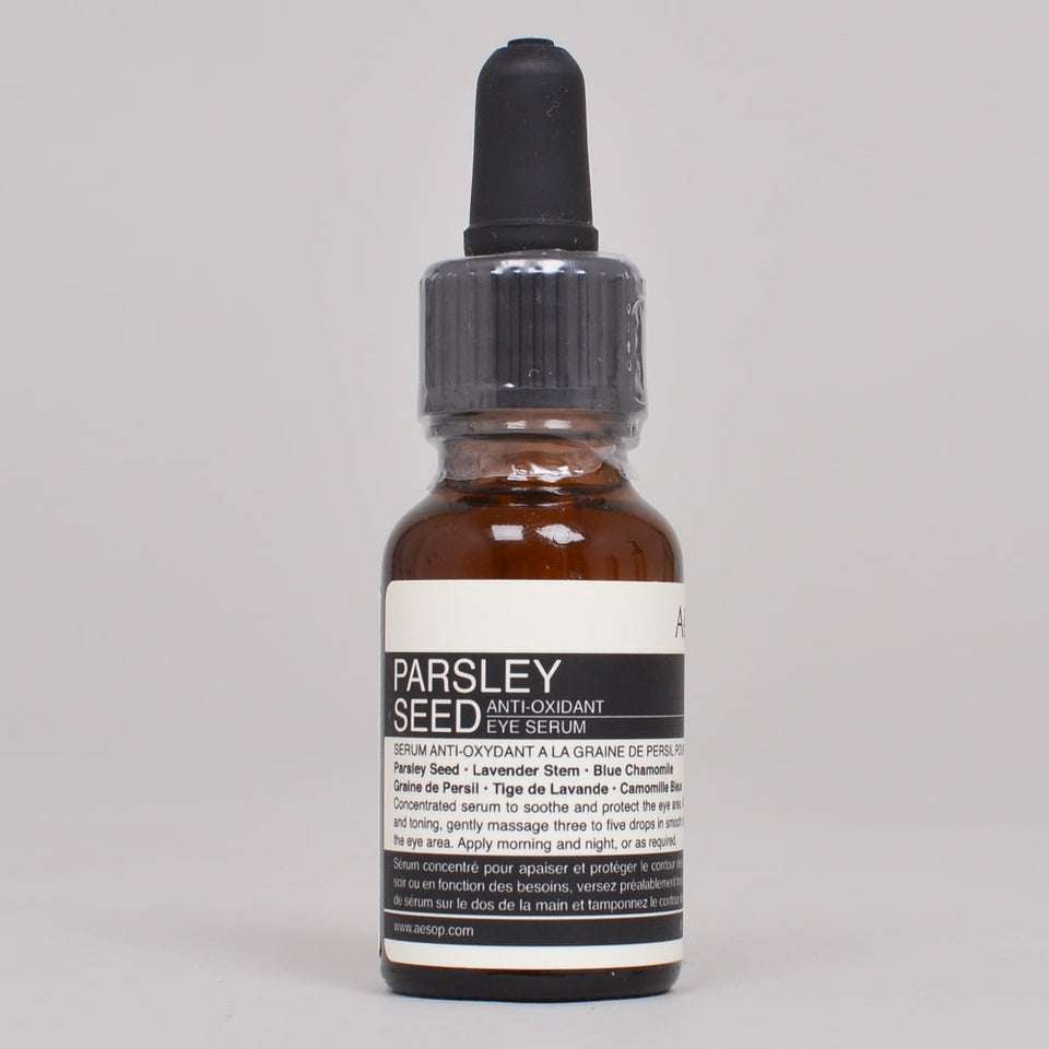 Aesop Parsley Seed Anti-Oxidant Eye Serum - 15ml