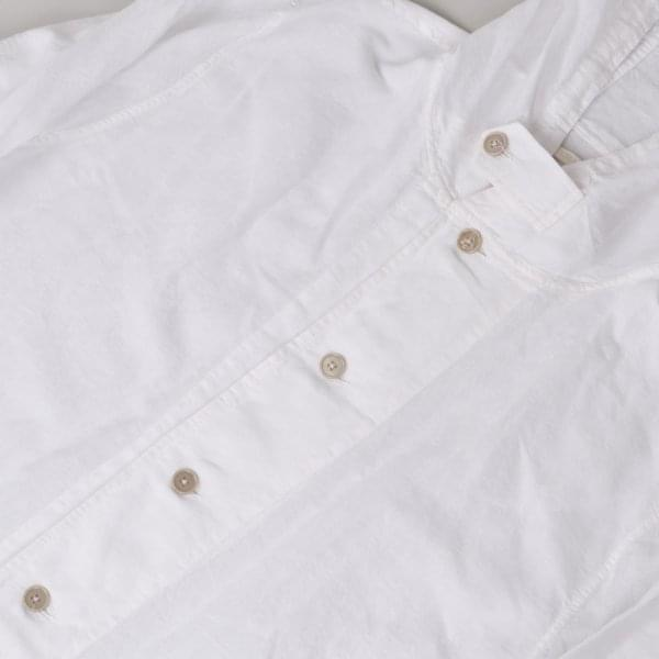 Our Legacy Sailor Parka Cotton/Linen - White