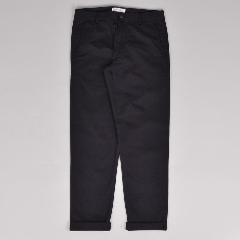 Universal Works Aston Pant Twill - Black