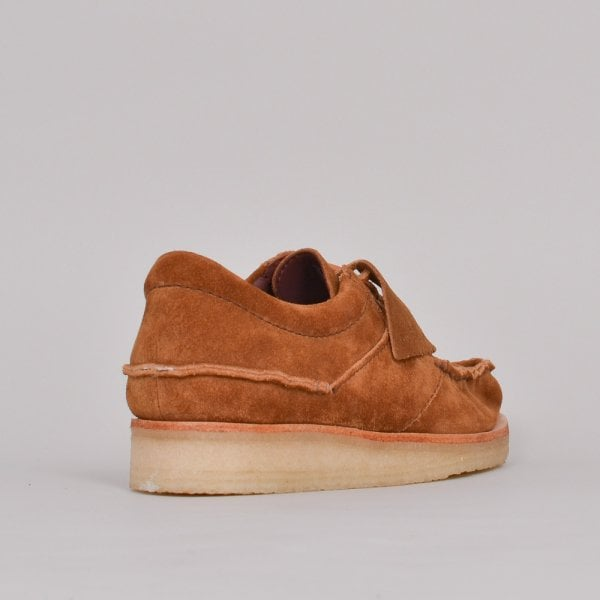 Clarks Originals Wallace - Cola Suede