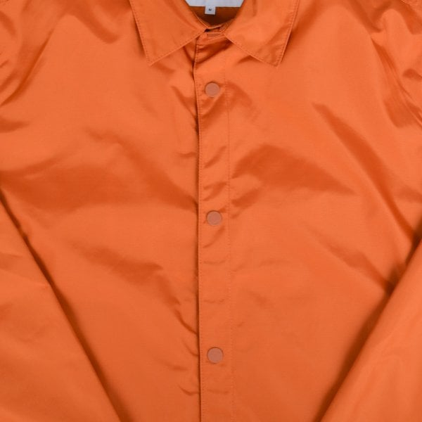 Norse Projects Svend Nylon Oxford - Oxide Orange
