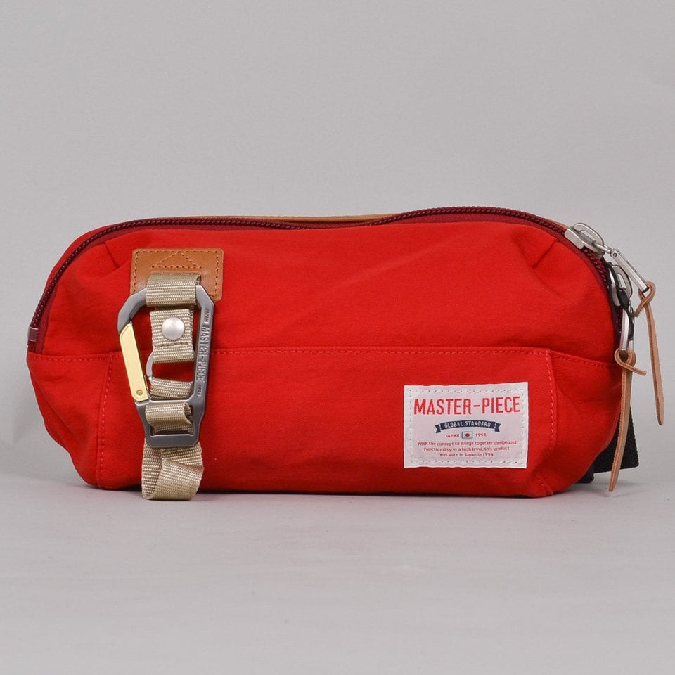 Master-Piece Link Series Waist Bag - Red