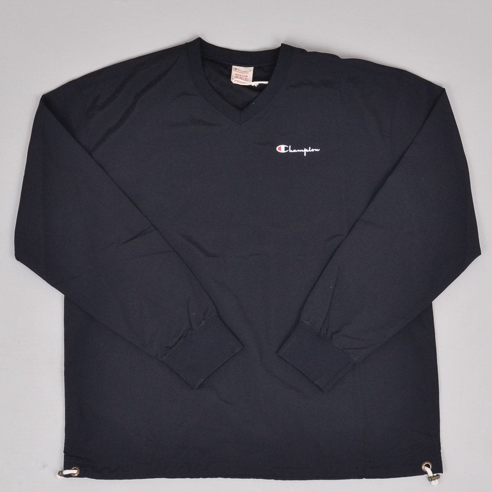 Champion V-neck Sweatshirt - Black