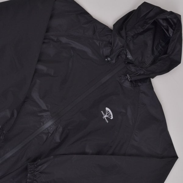 Pack Mack Bat Sleeve Full Zip - Black