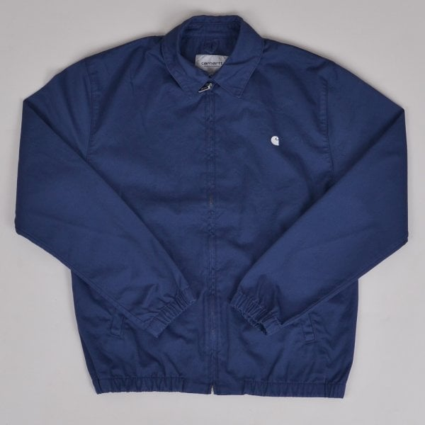 Carhartt Madison Jacket - Blue/Wax