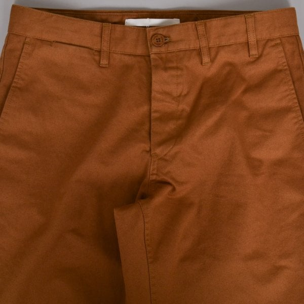Norse Projects Aros Heavy - Russet