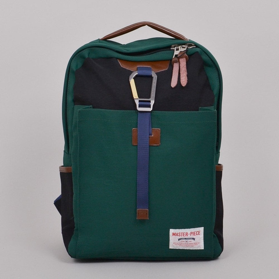 Master-Piece Link Series Backpack - Green