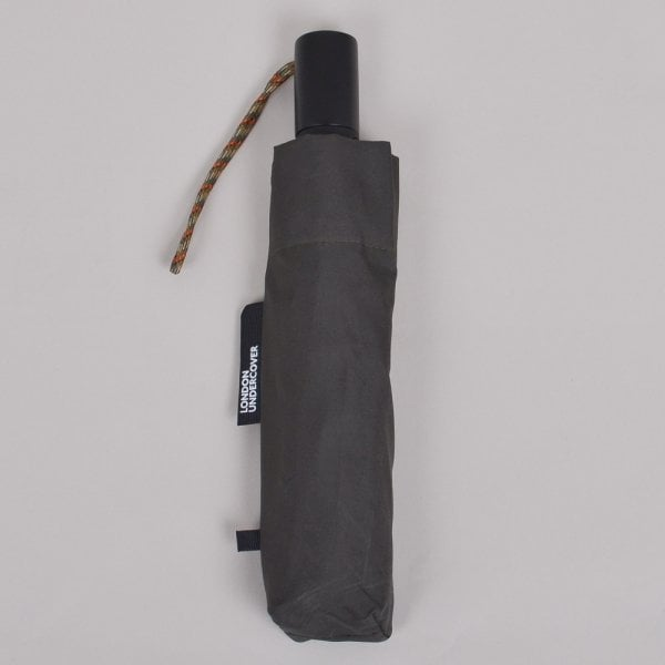 London Undercover Auto-Compact Umbrella - Olive