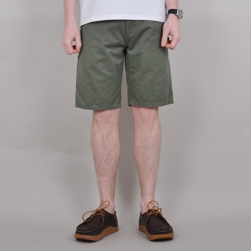 Carhartt Ruck Single Knee Short - Dollar Green