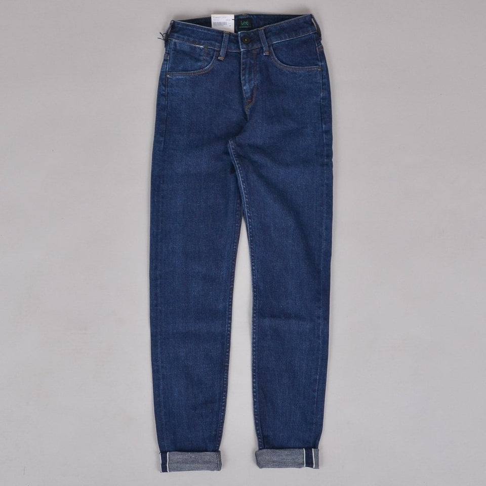 Lee Jeans Scarlett High Candiani - Solare Selvedge