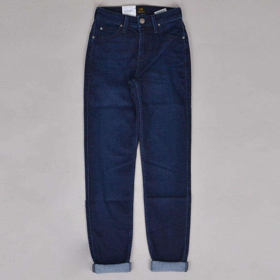 Lee Jeans Scarlett High - Polished Indigo