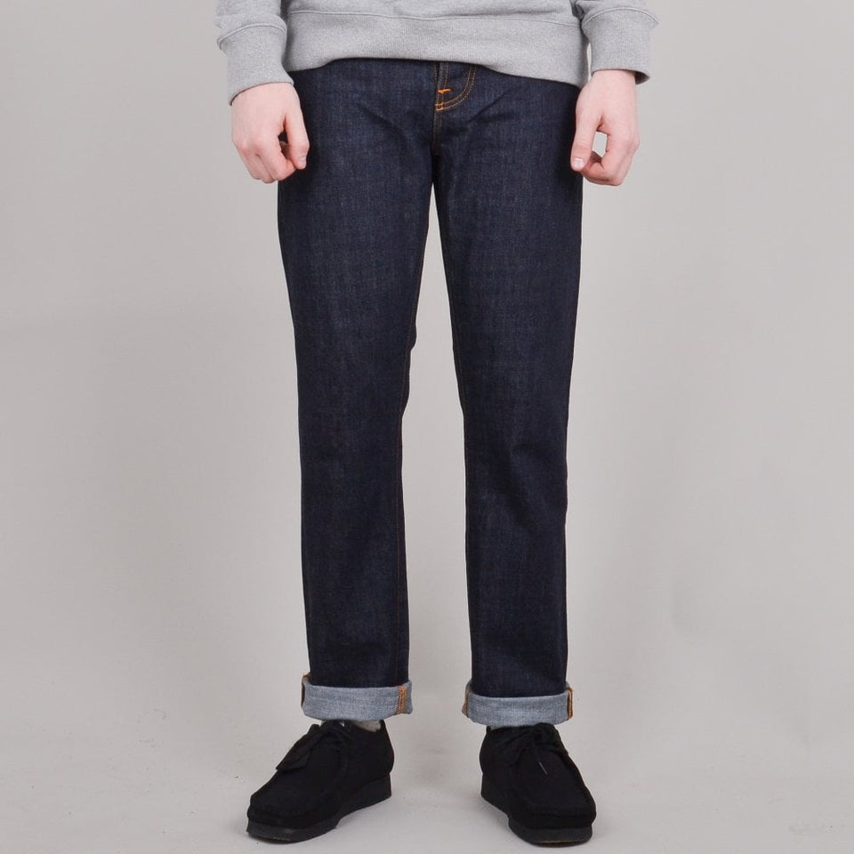 Nudie Jeans Sleepy Sixten - Rinsed