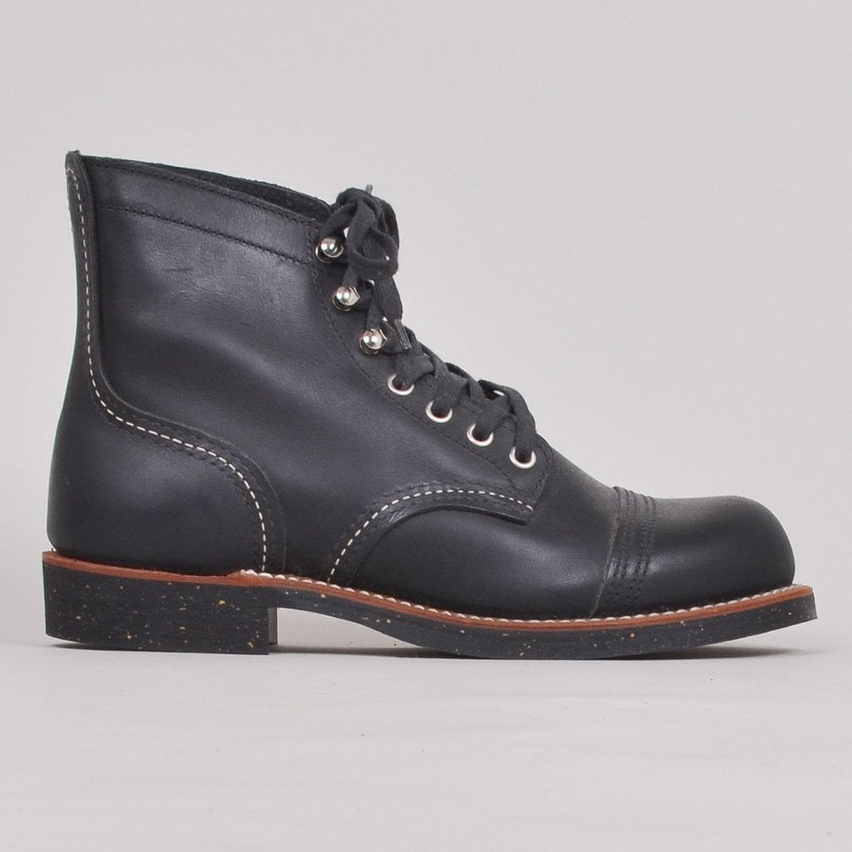 Red Wing Iron Ranger - Black Harness