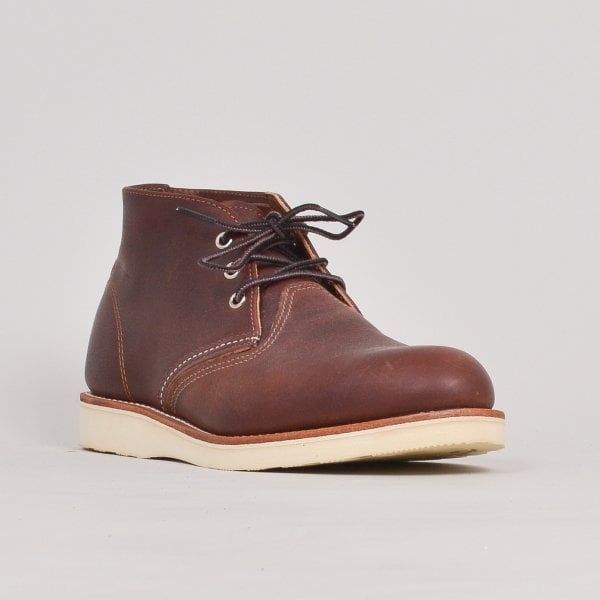 Red Wing Classic Chukka - Briar Oil
