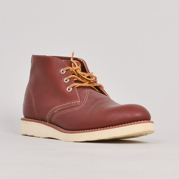 Red Wing Classic Chukka - Copper Worksmith