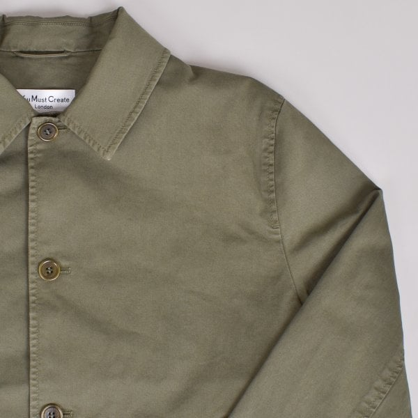 YMC Groundhog Jacket - Olive
