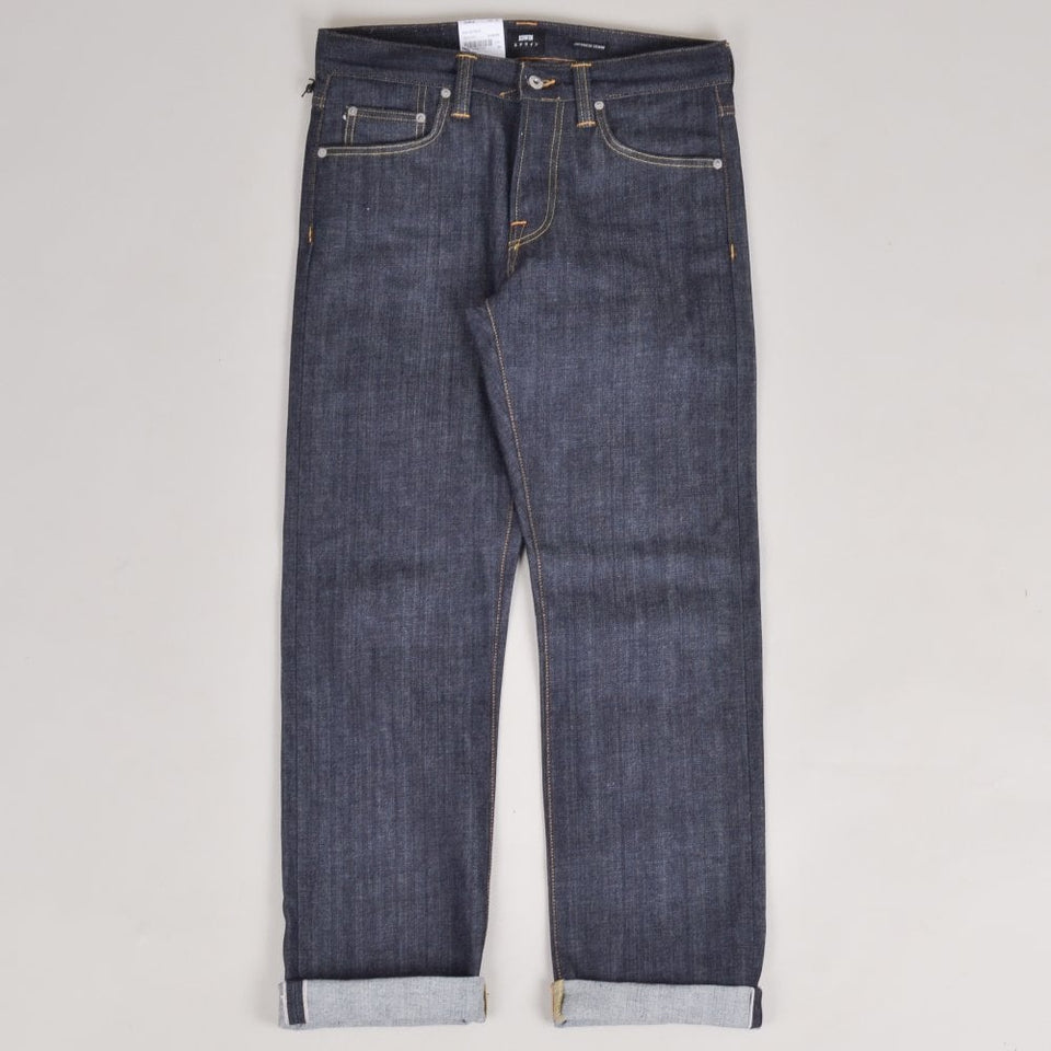 Edwin ED-39 Red Listed Selvedge - Raw Unwashed