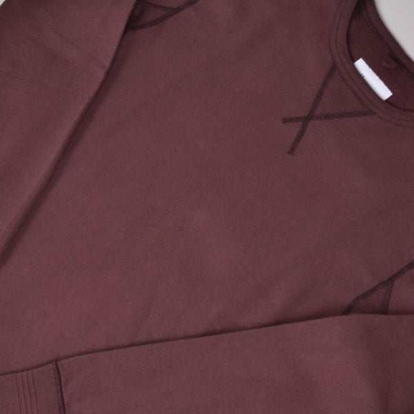 Albam Classic Sweat - Port