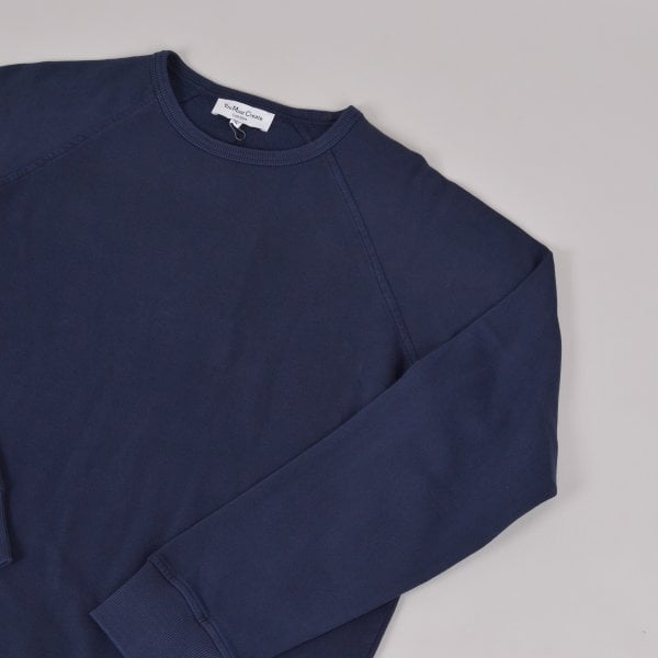 YMC Schrank Raglan Sweat - Navy