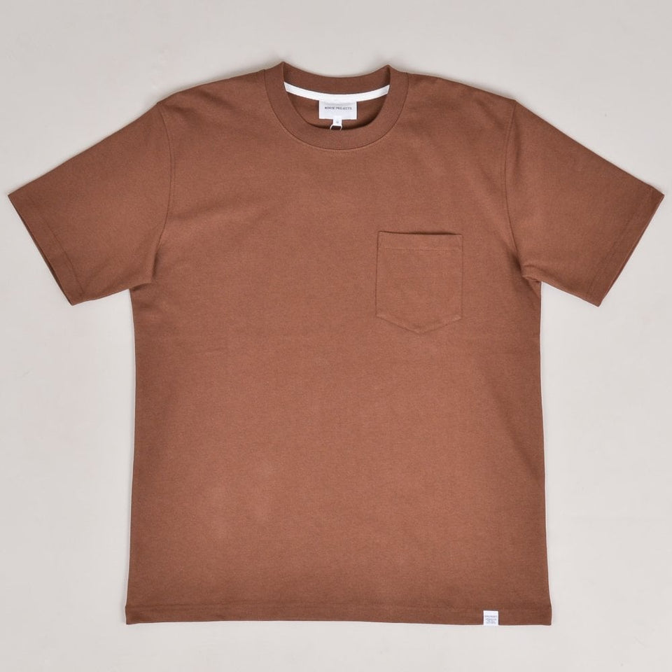 Norse Projects Johannes Pocket SS - Duck