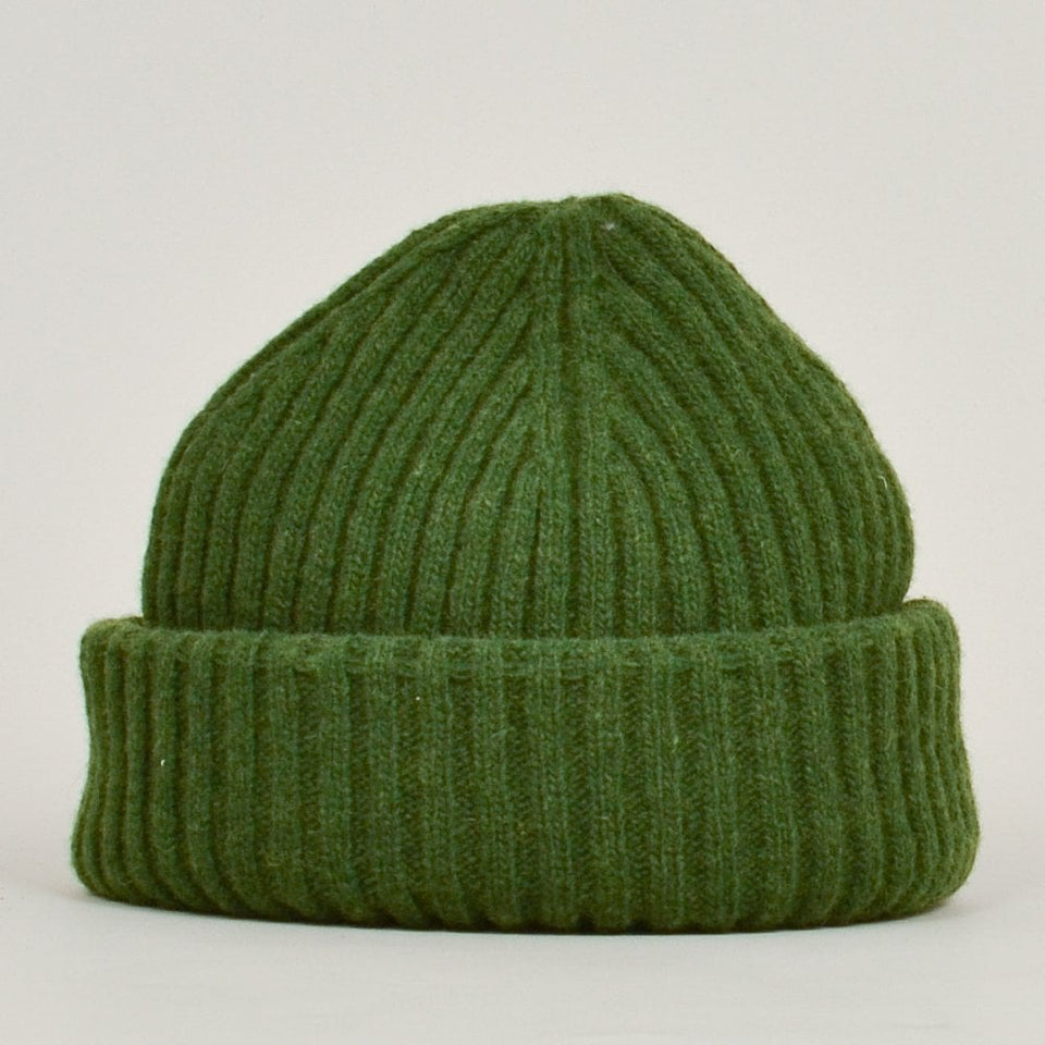 Oliver Spencer Dock Hat - Forest Green