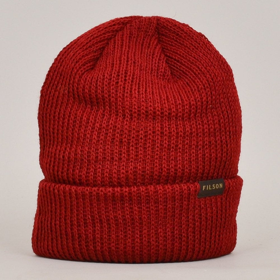Filson Watch Cap - Red