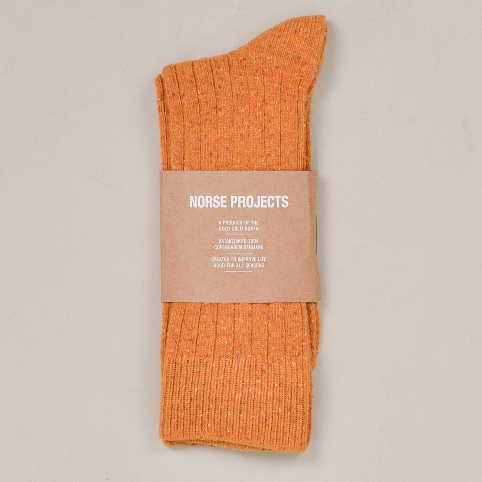 Norse Projects Bjarki Neps - Montpellier Yellow