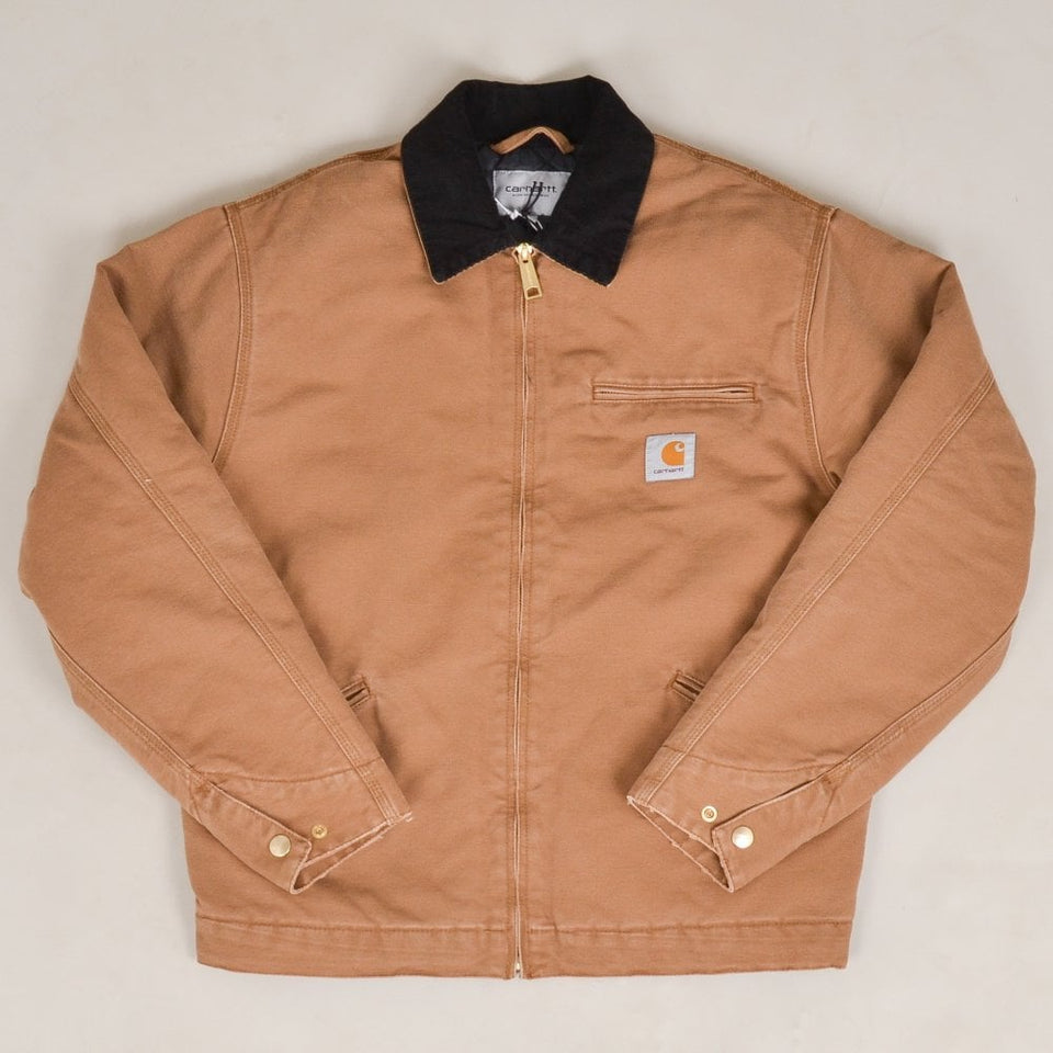 Carhartt OG Detriot Jacket - Hamilton Brown