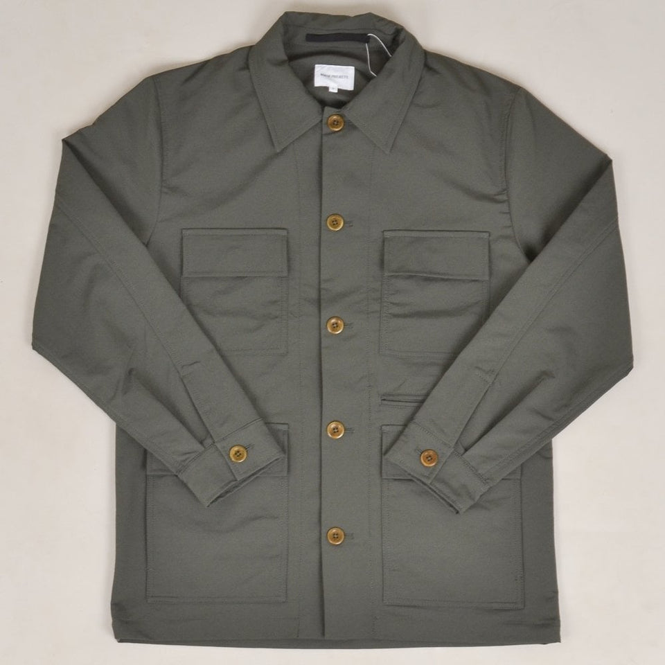 Norse Projects Kyle Travel - Ivy Green