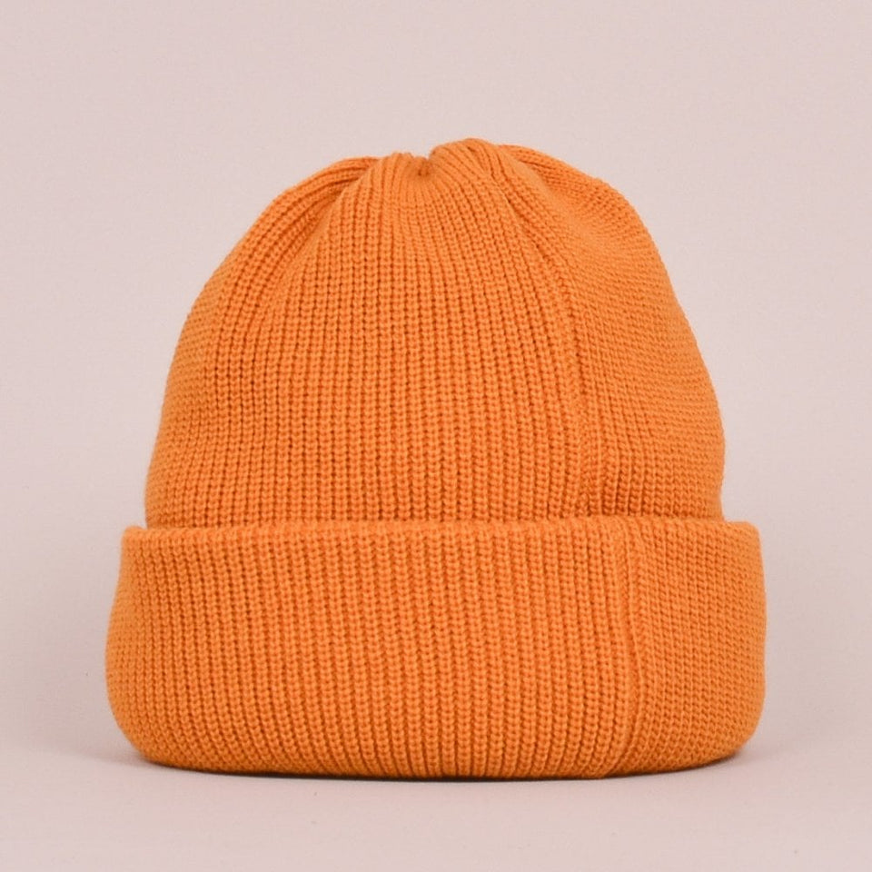 RoToTo Bulky Watch Cap - Yellow